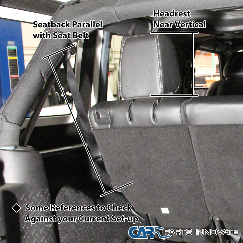 Jeep Jk Rear Seat Recline 28 Images 2007 2016 Jeep