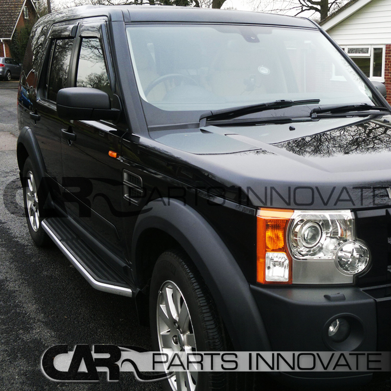 05-10 Land Rover Discovery LR3 LR4 Aluminum Side Step Nerf