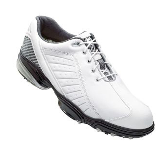 footjoy mens fj sport golf shoes 53197 white silver ebay