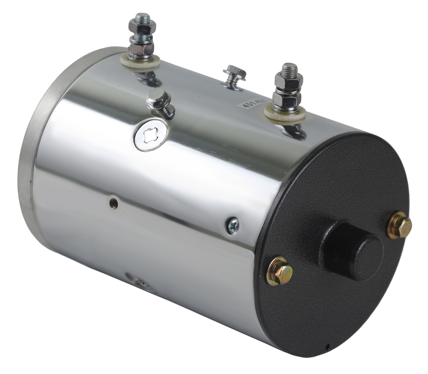 New 12v dc motor hydros low rider competition chrome for How to size a hydraulic pump and motor