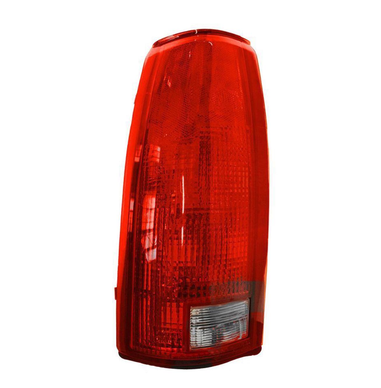 Newer Vehicle Tail Light Lenses : New left tail light lens and housing fit gmc yukon gt sl