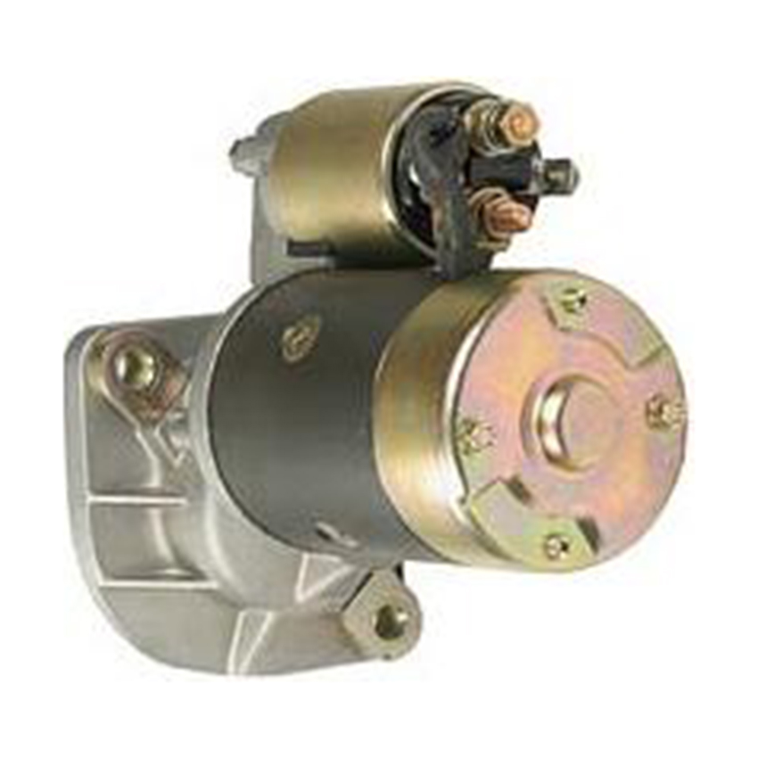 New 12v Cw Starter Motor Isuzu Engine Industrial Equipment