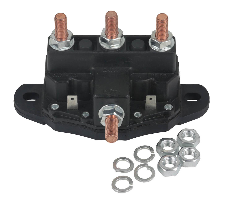 New Relay Winch Motor Reversing Solenoid Switch New 12