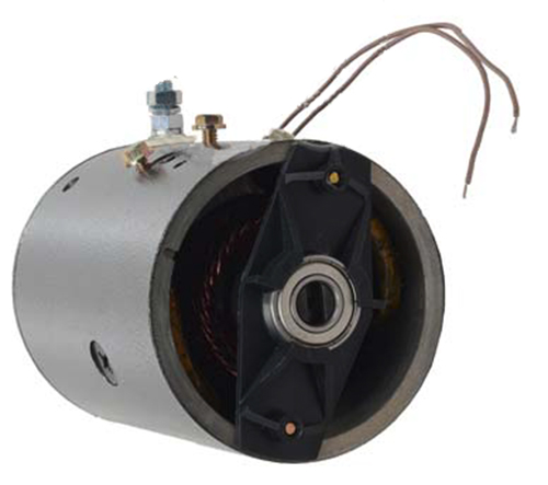 New Dc Motor With Overload Protection Fits Maxon Liftgates