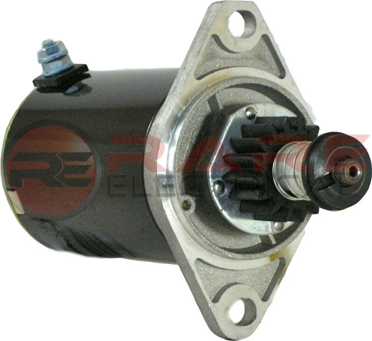 Onan Power Generators: STARTER MOTOR ONAN EMERALD RV POWER GENERATOR 3.5-6.5KW
