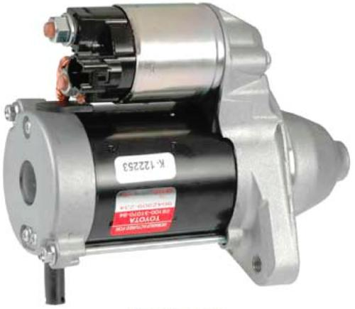 Chrysler 300 2006 2009 Remanufactured Starter: STARTER MOTOR 2006 LEXUS GS300 2007-09 GS350 2006-2009