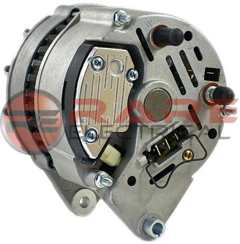Ford 555c Backhoe Parts : New alternator ford backhoe industrial c