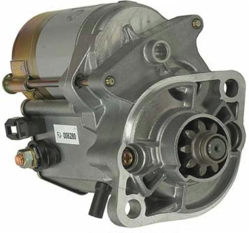 Kubota L245 Tractor Parts : New v t starter fit motor kubota tractor l dt
