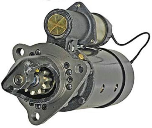 New 24v 7 8kw 11t starter motor peterbilt prevost volvo for Caterpillar 3406 starter motor