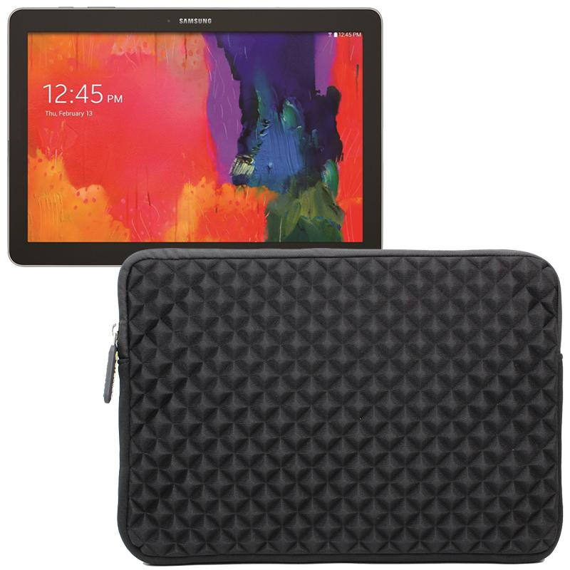 tablet neoprene sleeve case zipper bag for samsung galaxy. Black Bedroom Furniture Sets. Home Design Ideas