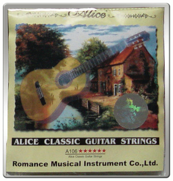 Nippon NEW NIPPON A106 CLASSIC GUITAR 6 STRINGS REPLACEMENT PACK at Sears.com