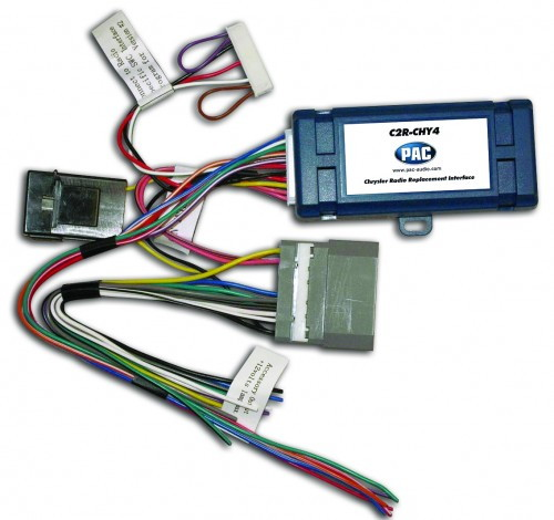 new pac c2rchy4 radio replacement interface wiring harness c2r chy4 ebay