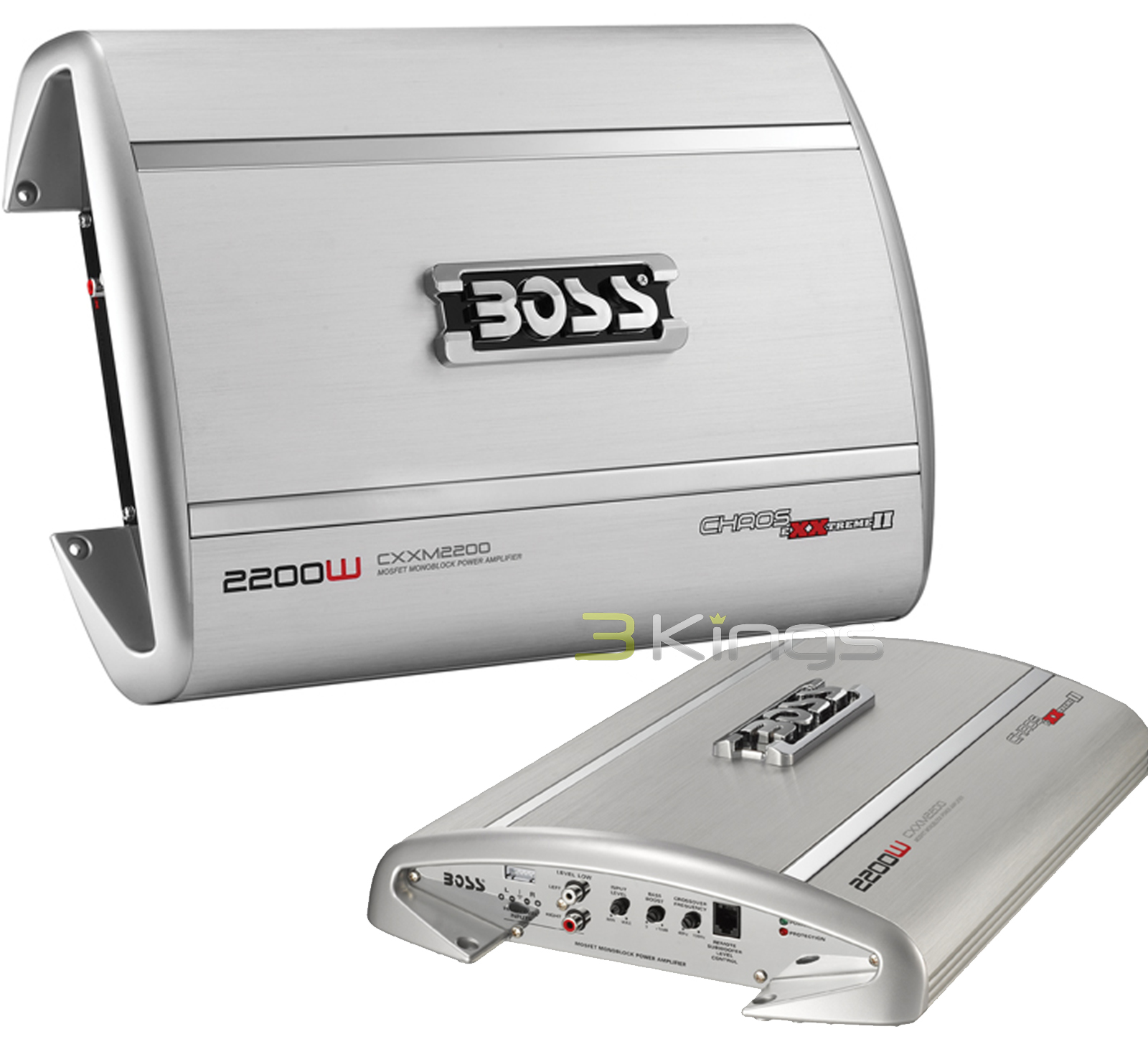 Buy BOSS Amplifiers - NEW BOSS CXXM2200 2200W MONOBLOCK AMPLIFIER AMP 2200