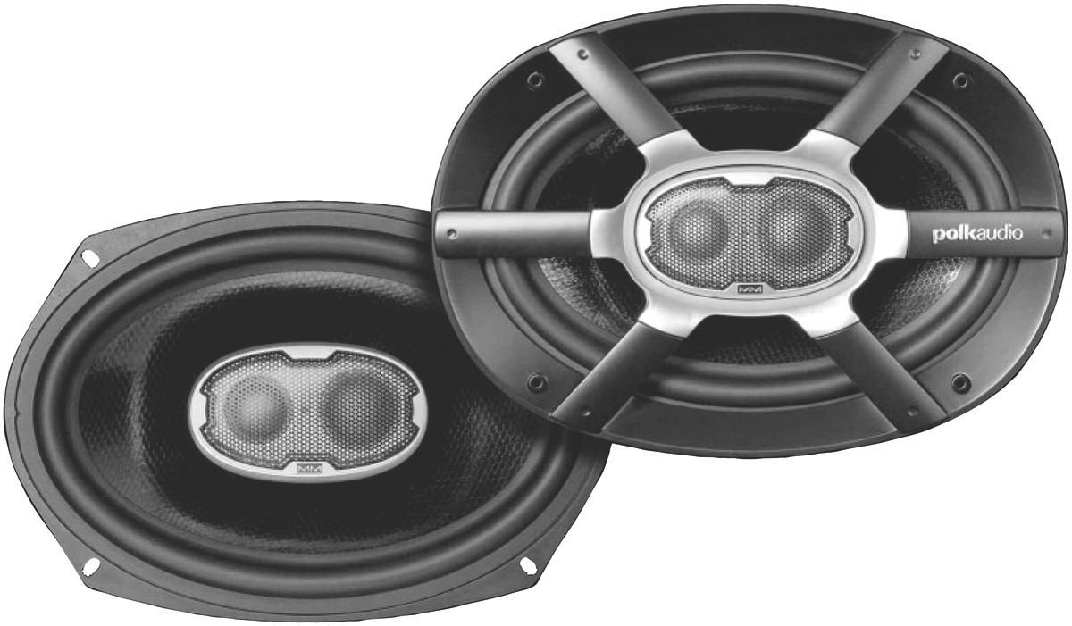 Polk 6x9 car speakers