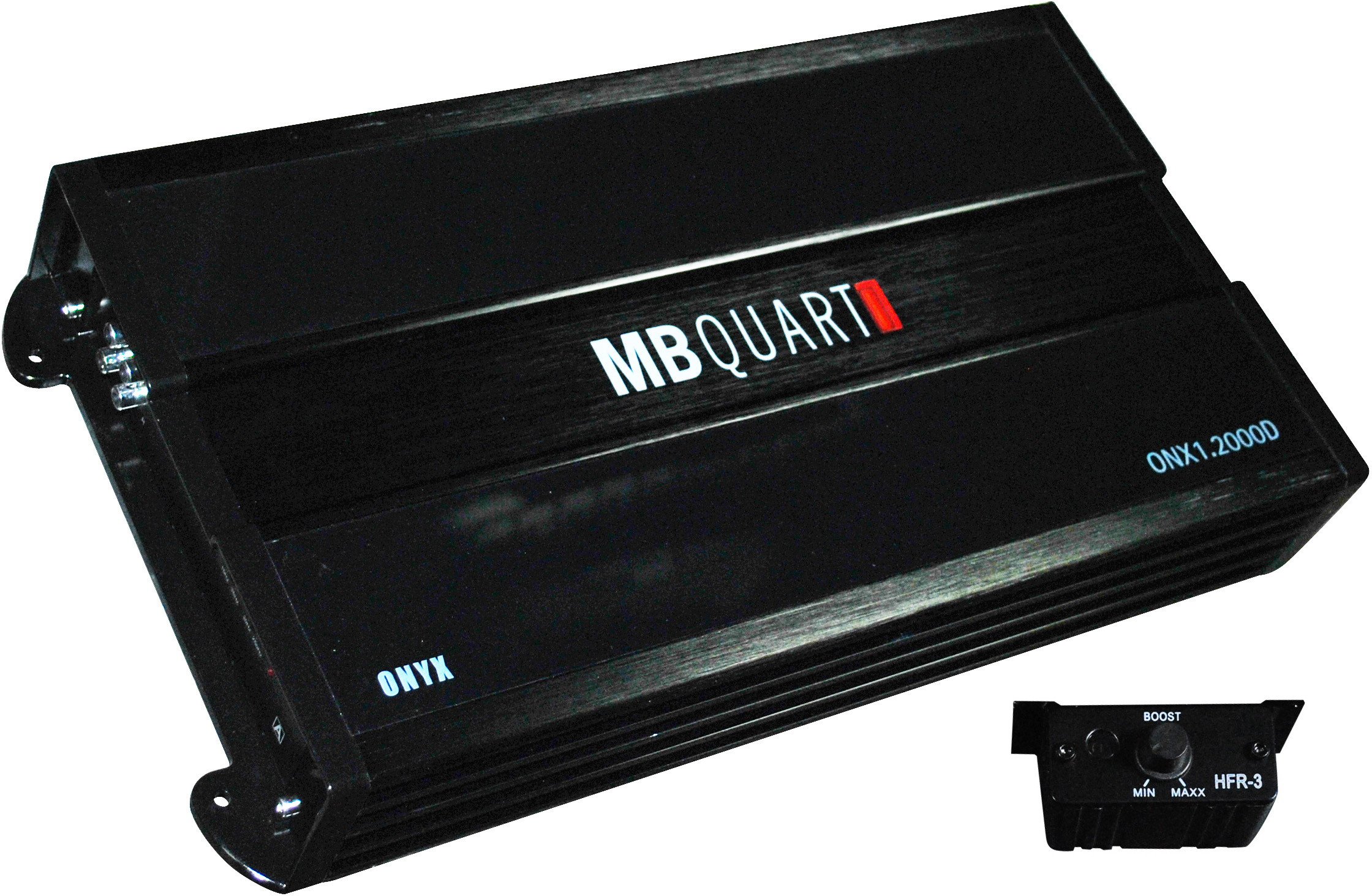 Buy MB Quart Amplifiers - Mb Quart Onx12000d 2000W Class D Monoblock Amplifier Amp