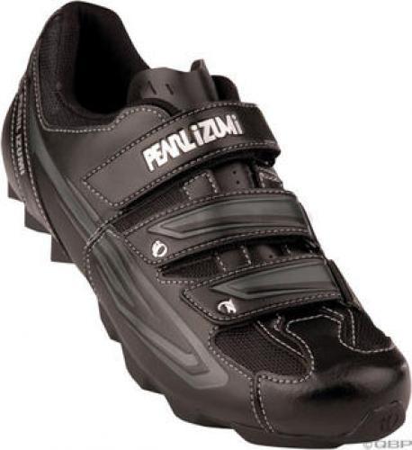 Pearl Izumi All-Road II Road Shoe: Black/Black; Men's Euro 46 at Sears.com