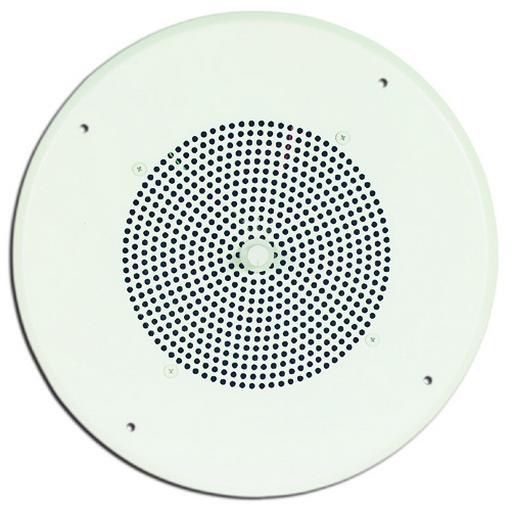 bogen ceilingvol ceiling speaker w  recessed volume control