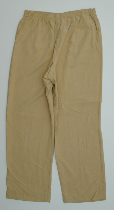 Alfred Dunner NEW ALFRED DUNNER WOMENS  BEIGE PANTS 16 at Sears.com