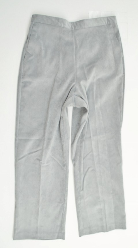 Alfred Dunner NEW ALFRED DUNNER WOMENS  GRAY PANTS 14 at Sears.com