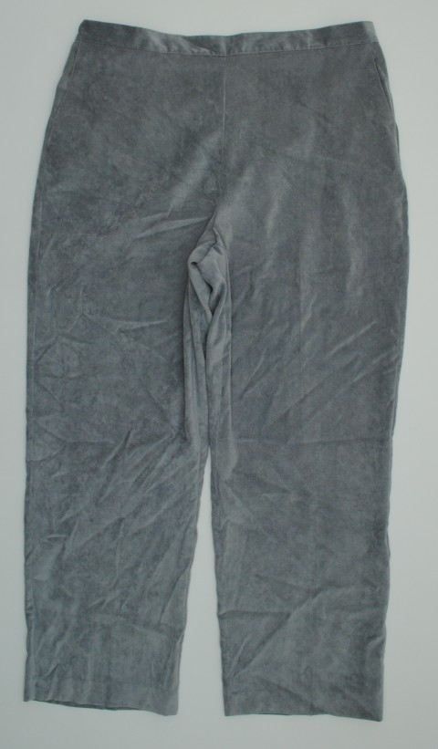 Alfred Dunner NEW ALFRED DUNNER WOMENS  GRAY PANTS 20 at Sears.com