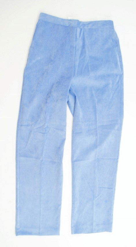 Alfred Dunner NEW ALFRED DUNNER WOMENS PROPORTIONED MEDIUM  STRETCH BLUE PANTS 8 at Sears.com