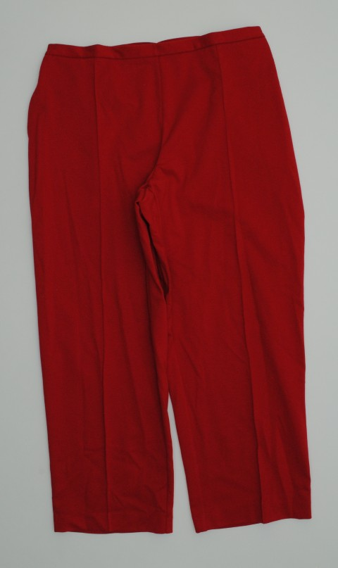 Alfred Dunner NEW ALFRED DUNNER WOMENS  RED PANTS 8P at Sears.com