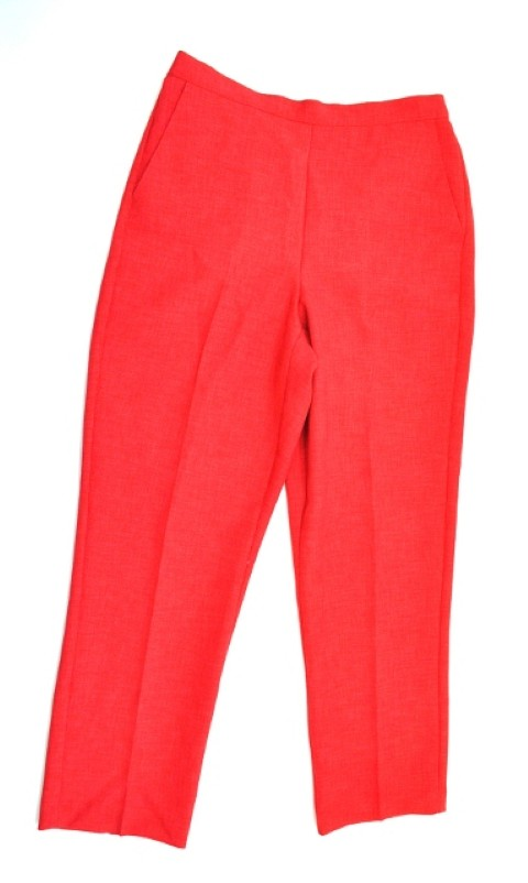 Alfred Dunner NEW ALFRED DUNNER WOMENS  RED PANTS 8 at Sears.com