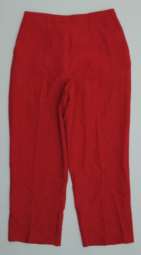 Alfred Dunner NEW ALFRED DUNNER WOMENS  RED PANTS 18 at Sears.com