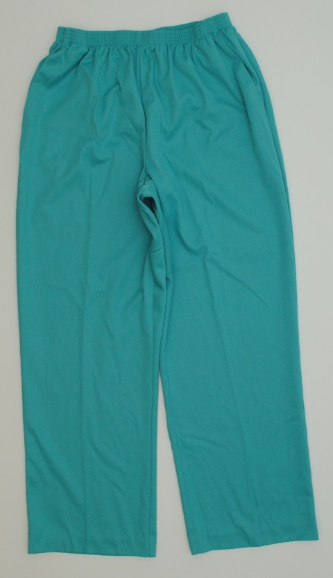 Alfred Dunner NEW ALFRED DUNNER WOMENS  BLUE PANTS 18 at Sears.com