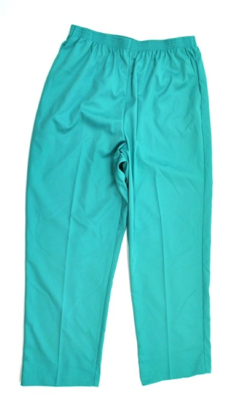 Alfred Dunner NEW ALFRED DUNNER WOMENS  BLUE PANTS 20 at Sears.com