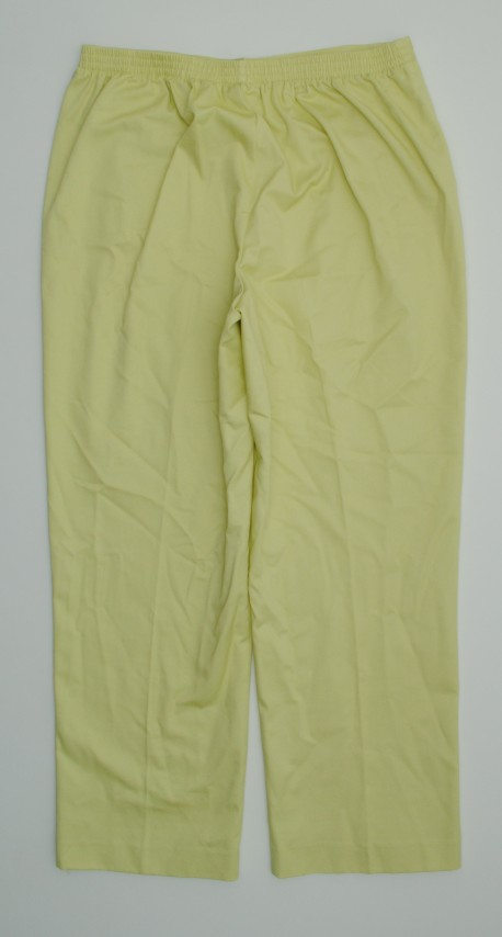 Alfred Dunner NEW ALFRED DUNNER WOMENS  GREEN PANTS 16 at Sears.com