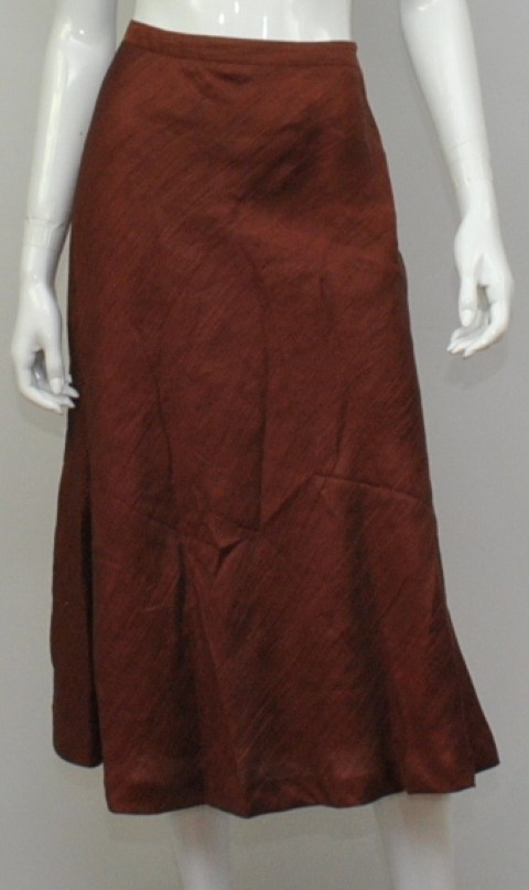 Jones New York Collection NEW JONES NEW YORK COLLECTION WOMEN'S FULL SKIRT BROWN SKIRT 8 at Sears.com