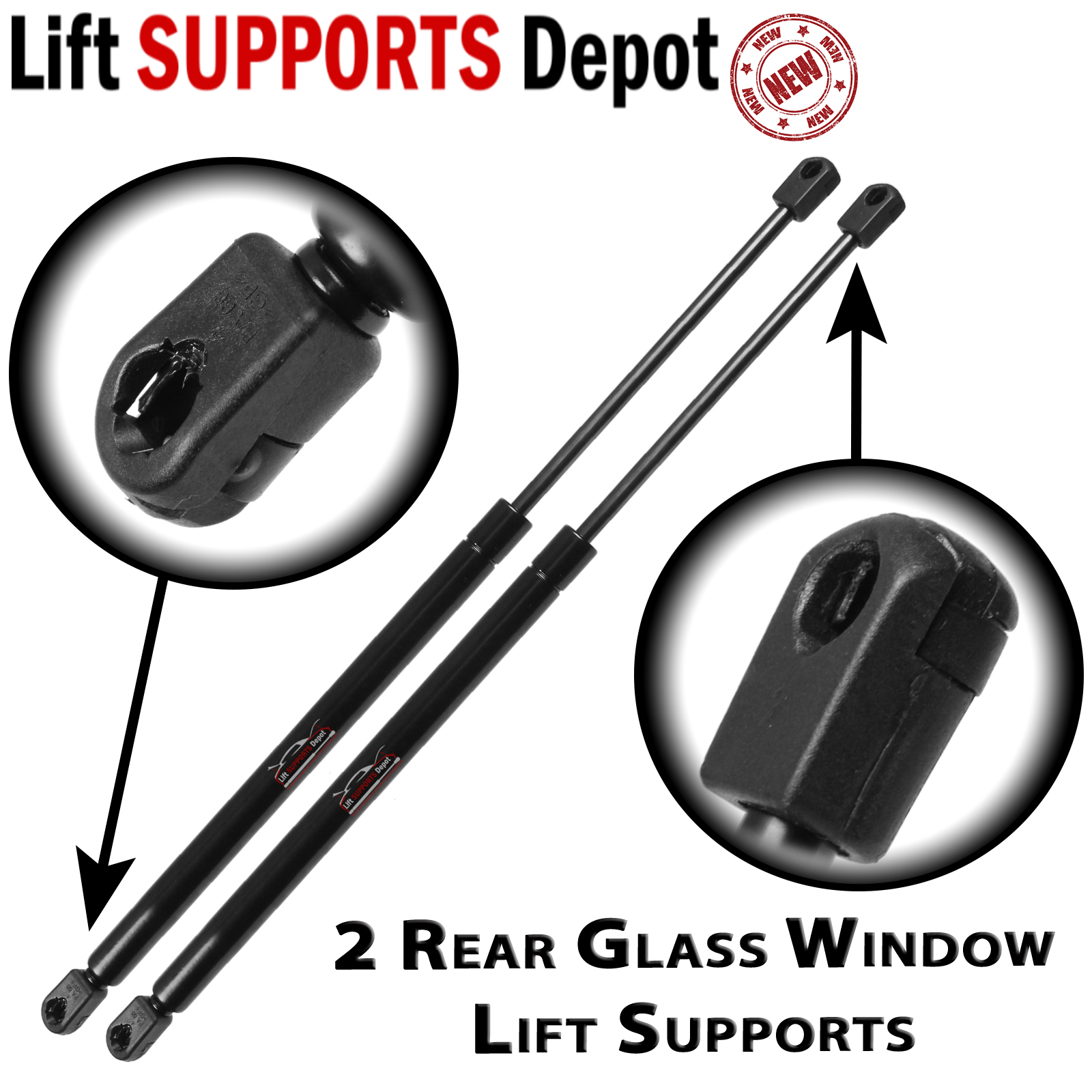 Qty 2 ford explorer from 03 03 2002 window lift supports for 2002 ford explorer rear window struts