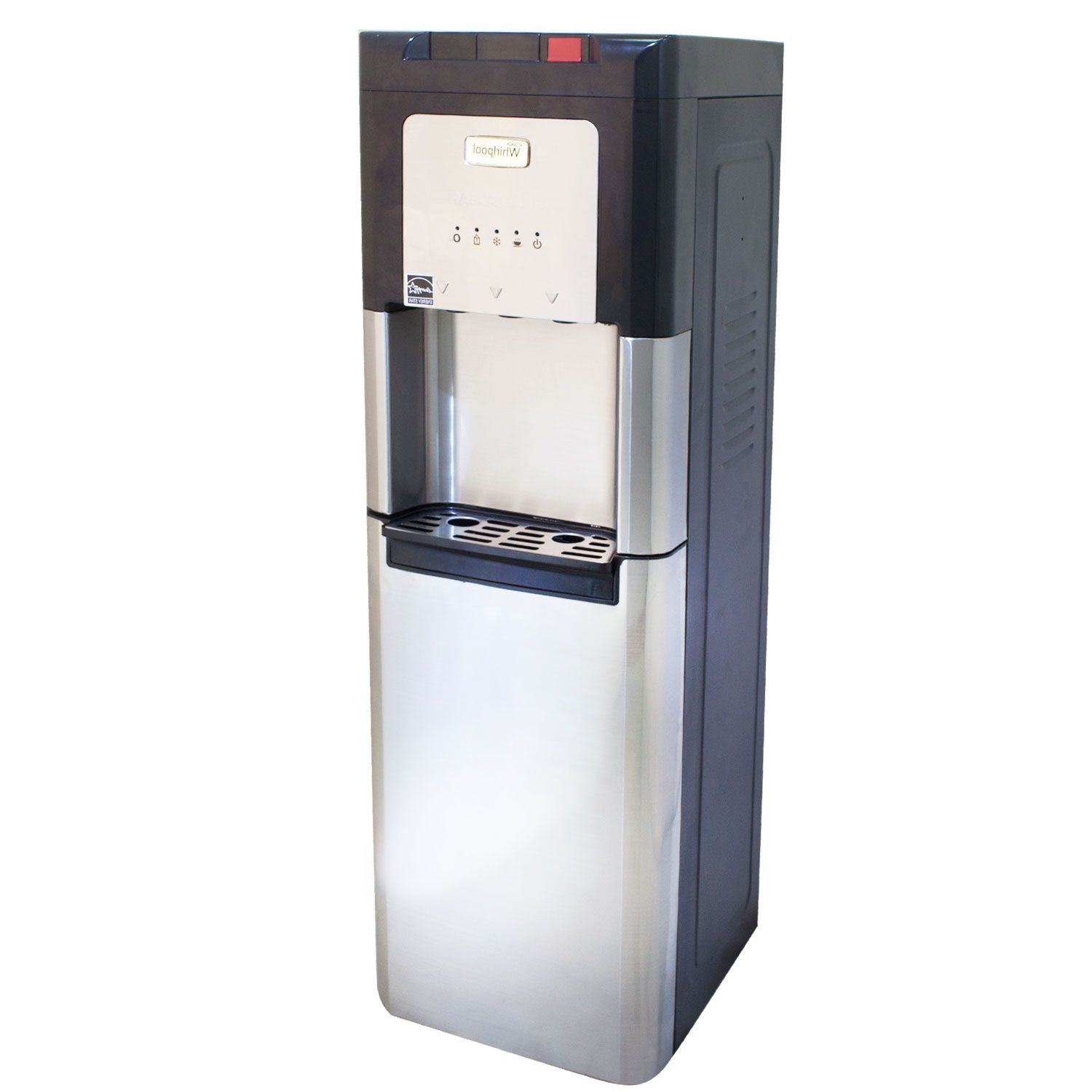 Whirlpool Automatic Self Cleaning Hidden Bottle Water Cooler, Stainless Steel at Sears.com
