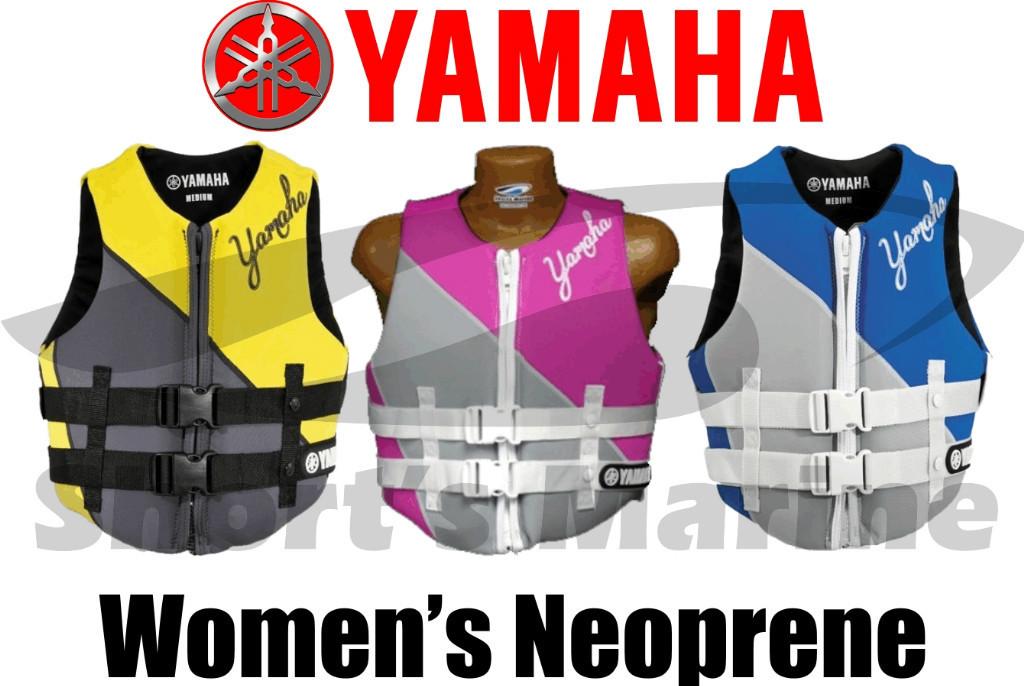 Yamaha Pwc Life Vests