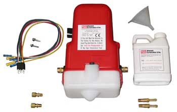 Boat leveler universal trim tab pump for Outboard motor trim tab