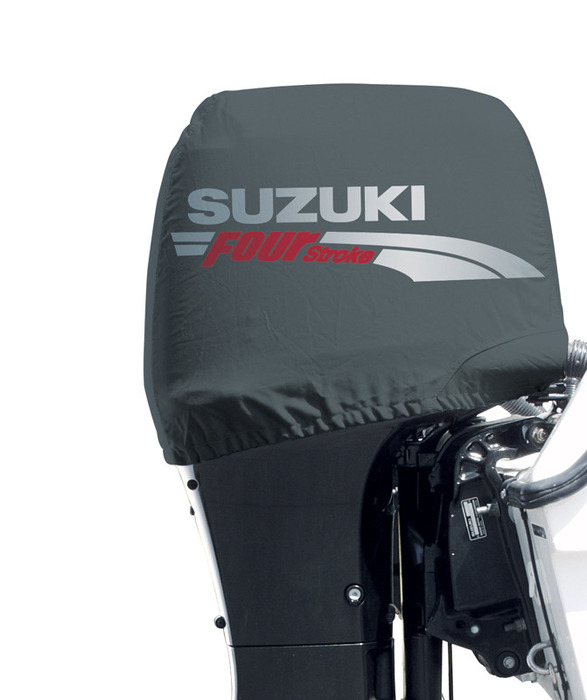 Outboard Motor Covers : Oem suzuki outboard motor engine cover for df