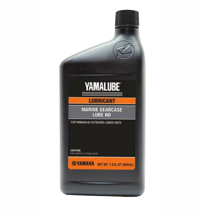Lower Unit Gear Oil To Use In Yamaha