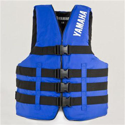 OEM-Yamaha-Nylon-Value-4-Buckle-Life-Jacket-Vest-PFD
