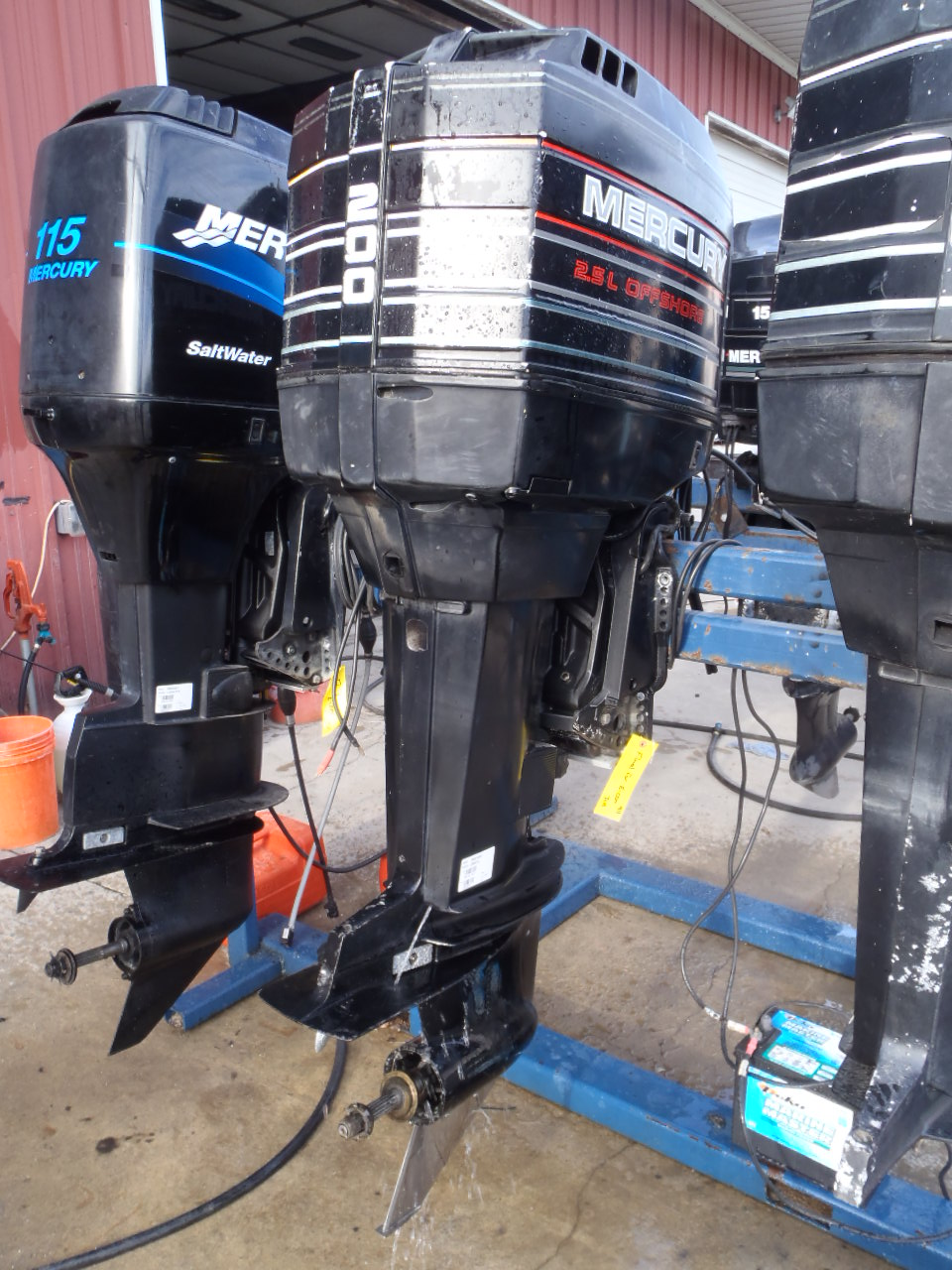 115 Mercury Outboard Serial Number Location 115 Get Free