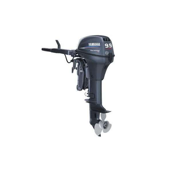 Yamaha   High Thrust Oil Change
