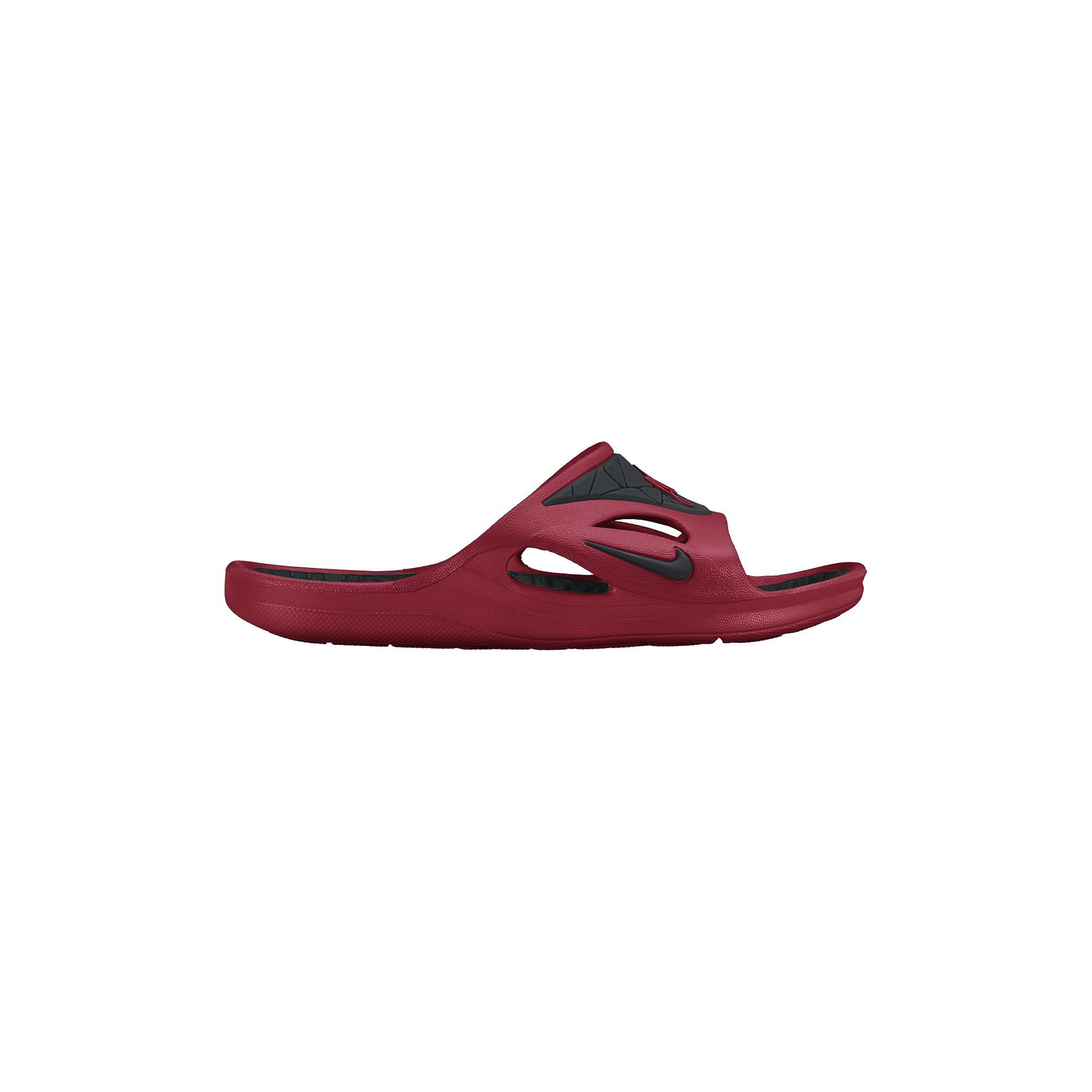 Nike Camp Lebron Slide Sandales Blanches Commerce à vendre mMT5h
