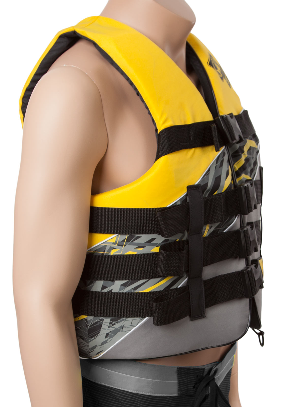 Body Glove Mens Blue Method PFD Life Jacket