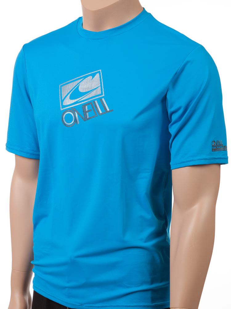 O 39 neill men 39 s rash tee slim fit swim shirt looser fit for What is a rash shirt
