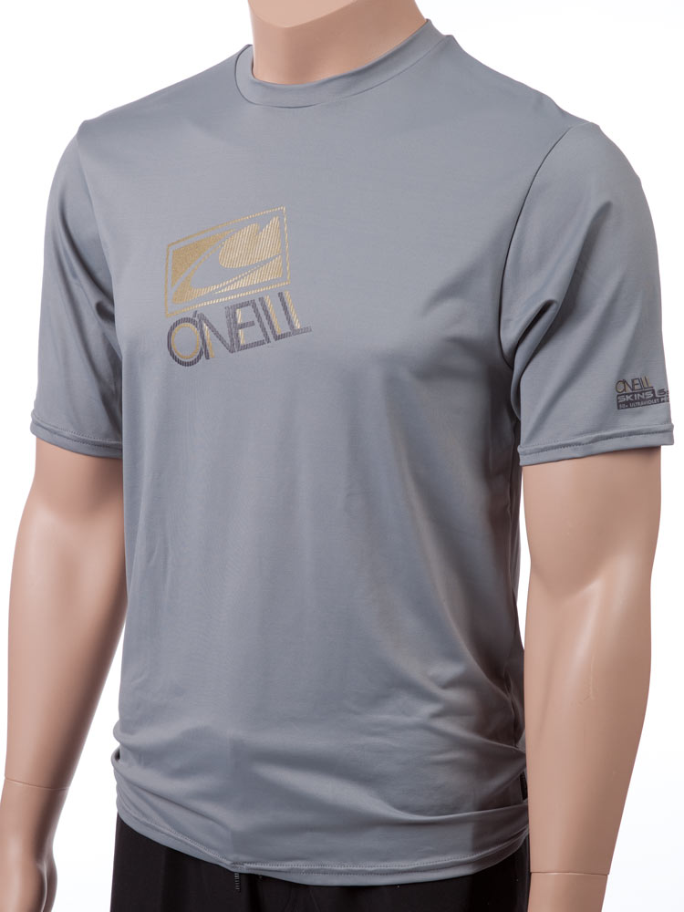 O'Neill Men's Rash Tee Slim Fit Swim Shirt (including Big...