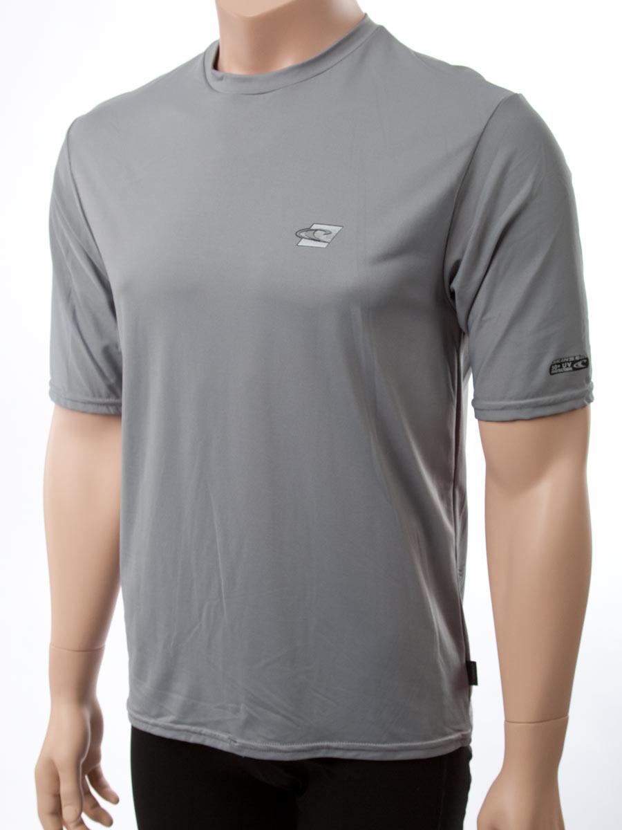 O'Neill Men's Rash Tee Slim Fit Swim Shirt (including Big...