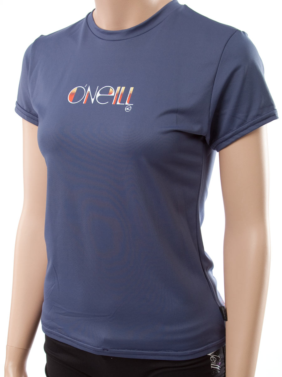 O'Neill Women's Rash Tee: Looser Fit Rashguard Swim Shirt...