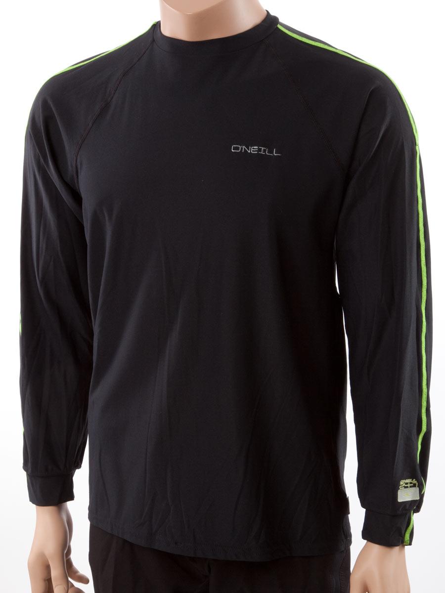 O'Neill Mens 24/7 Longsleeve Sun Tee: Looser Fit Swim Shi...