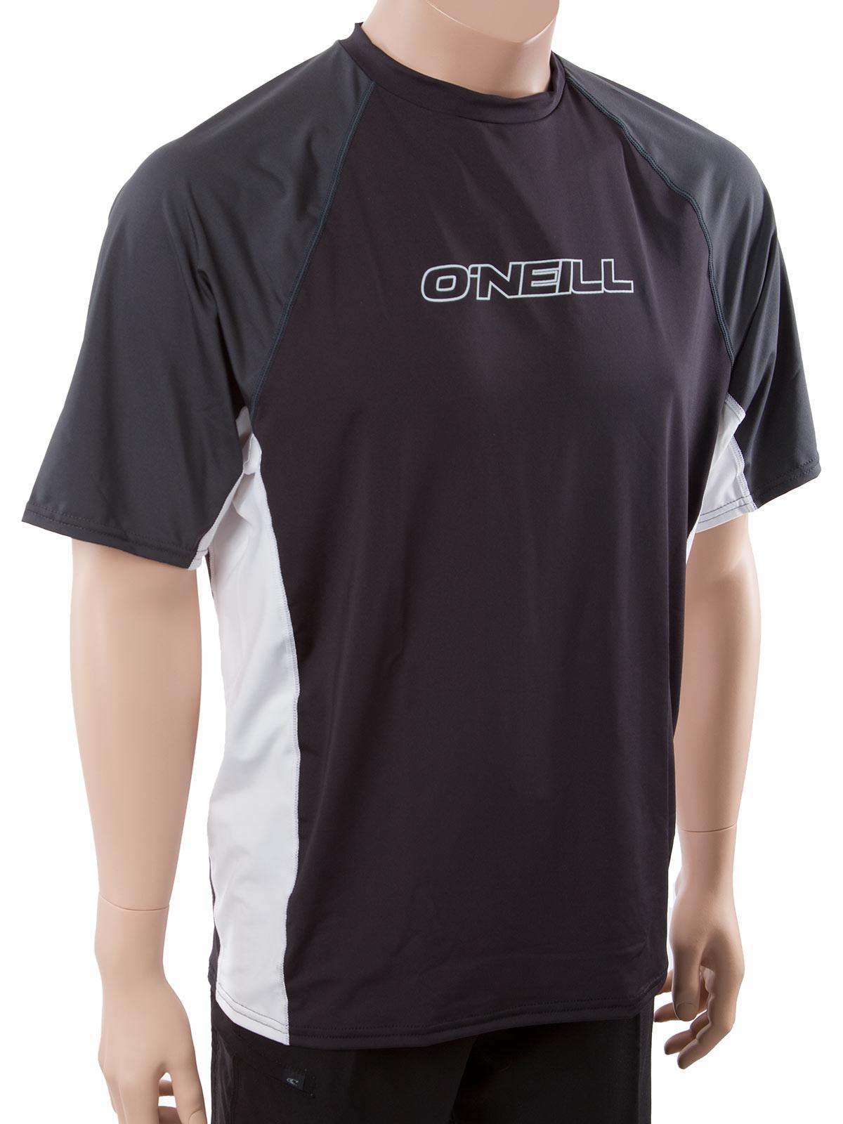 O'Neill Men 24/7 Sun Tee: Looser Fit Rashguard Swim Shirt Regular & Big/Tall Sizes