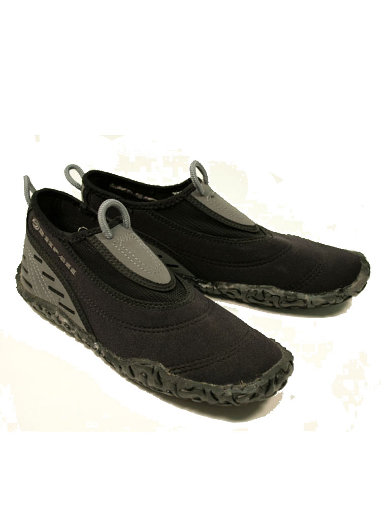 Deep See Beachwalker Men's Water Shoes: Neoprene Low-Top ...